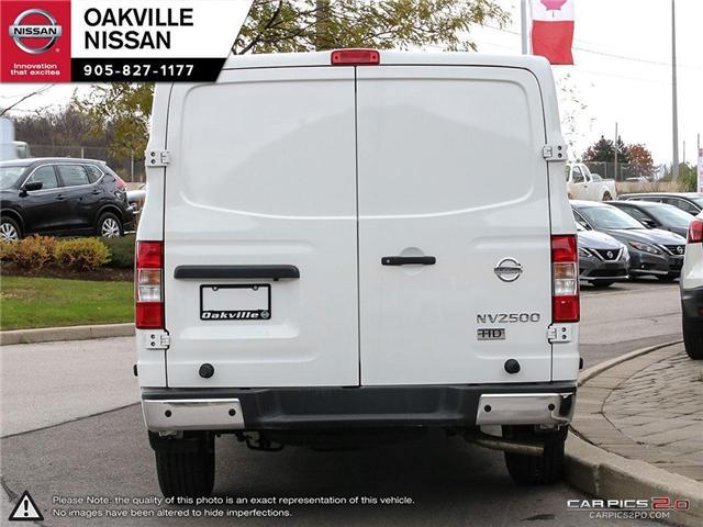 2017 Nissan NV Cargo NV2500 HD SV V6 (Stk: N17052A) in Oakville - Image 5 of 20