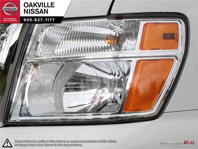 2017 Nissan NV Cargo NV2500 HD SV V6 (Stk: N17052A) in Oakville - Image 9 of 20