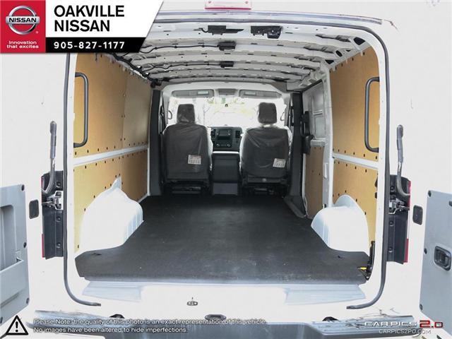 2017 Nissan NV Cargo NV2500 HD SV V6 (Stk: N17052A) in Oakville - Image 10 of 20