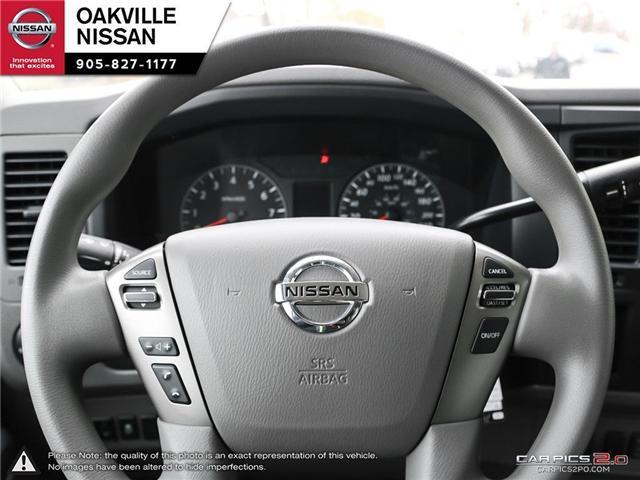 2017 Nissan NV Cargo NV2500 HD SV V6 (Stk: N17052A) in Oakville - Image 13 of 20