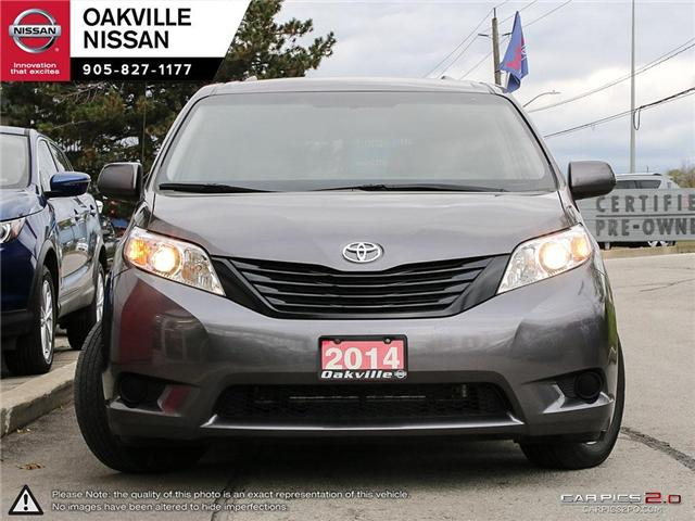 2014 Toyota Sienna 7 Passenger (Stk: N18799A) in Oakville - Image 2 of 20