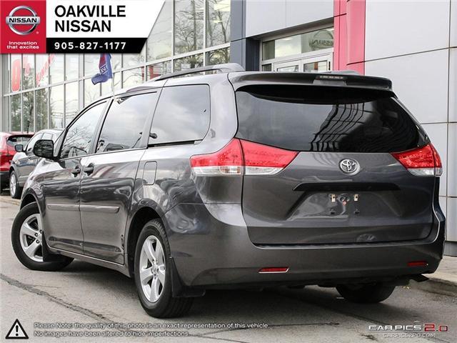 2014 Toyota Sienna 7 Passenger (Stk: N18799A) in Oakville - Image 4 of 20