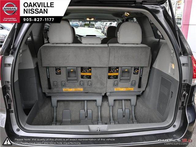 2014 Toyota Sienna 7 Passenger (Stk: N18799A) in Oakville - Image 10 of 20