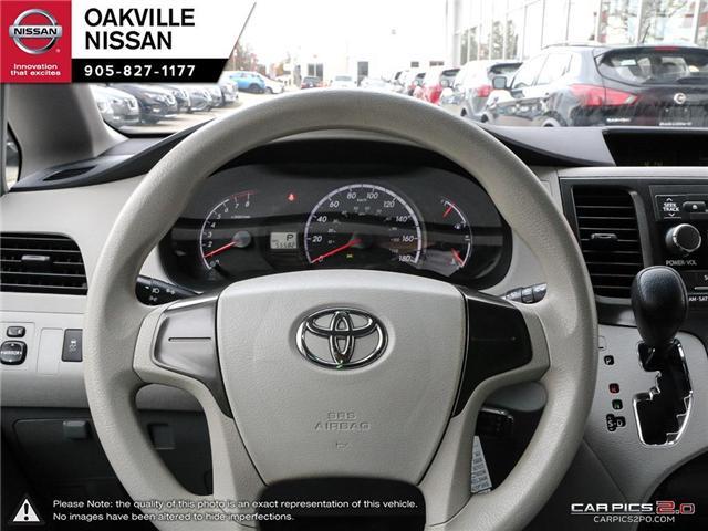 2014 Toyota Sienna 7 Passenger (Stk: N18799A) in Oakville - Image 13 of 20