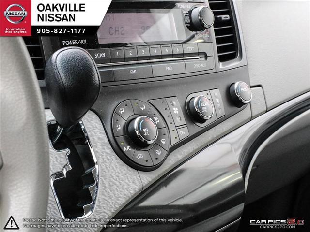 2014 Toyota Sienna 7 Passenger (Stk: N18799A) in Oakville - Image 16 of 20