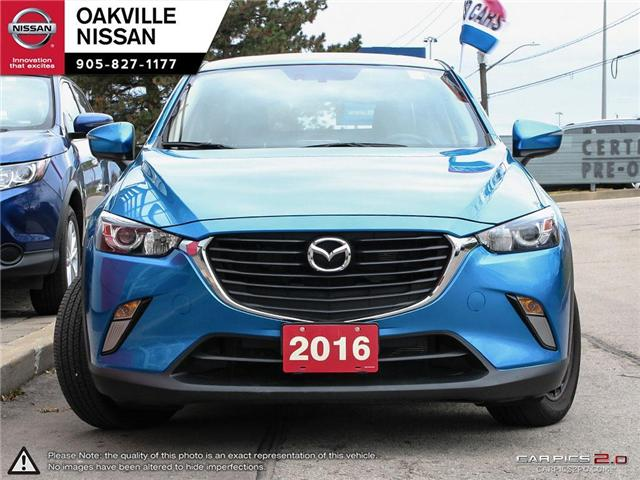 2016 Mazda CX-3 GS (Stk: N18698A) in Oakville - Image 2 of 20