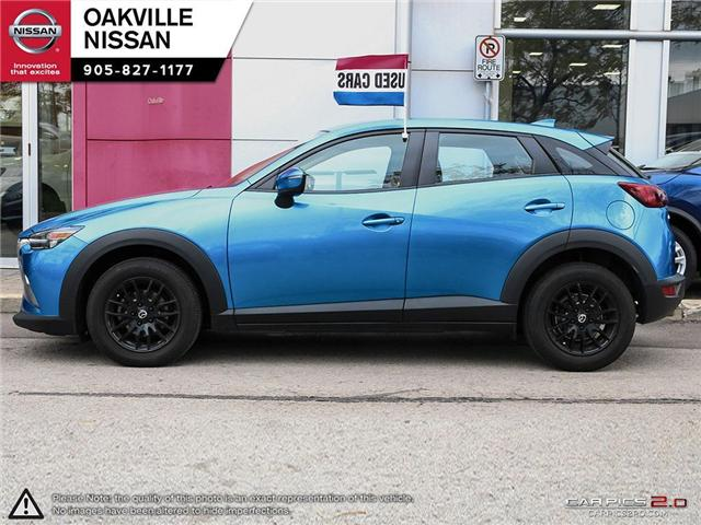 2016 Mazda CX-3 GS (Stk: N18698A) in Oakville - Image 3 of 20