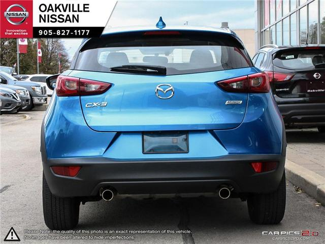 2016 Mazda CX-3 GS (Stk: N18698A) in Oakville - Image 5 of 20