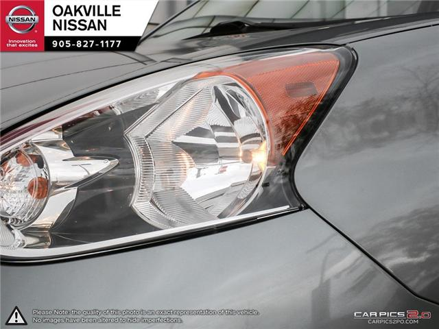 2015 Nissan Micra SV (Stk: 993320) in Oakville - Image 9 of 20