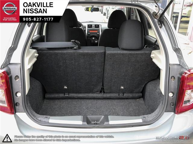 2015 Nissan Micra SV (Stk: 993320) in Oakville - Image 10 of 20