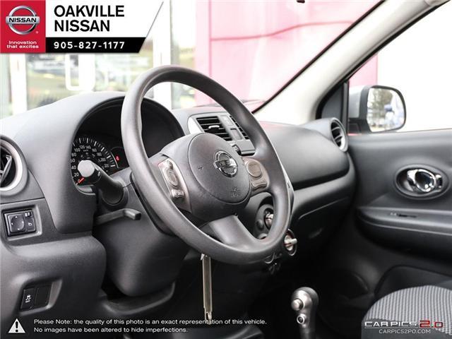2015 Nissan Micra SV (Stk: 993320) in Oakville - Image 12 of 20