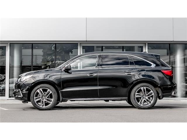 2017 Acura MDX Navi (Stk: U7498) in Vaughan - Image 2 of 20