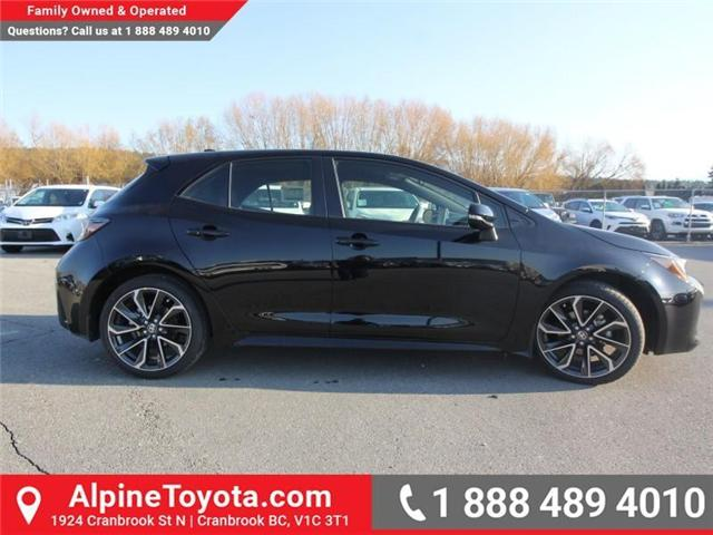 2019 Toyota Corolla Hatchback SE Upgrade Package (Stk: 3005101) in Cranbrook - Image 6 of 17