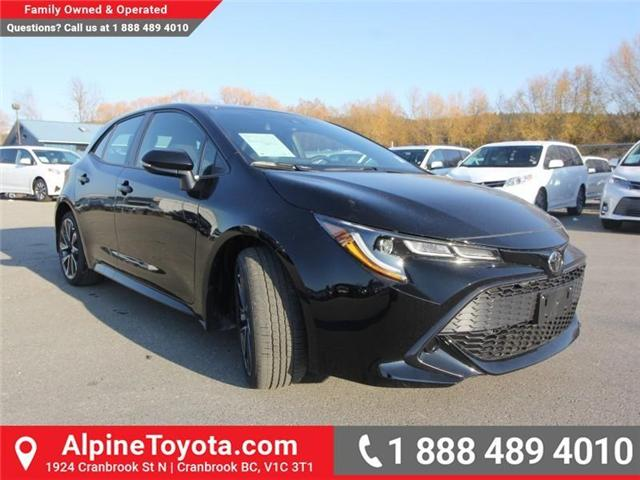 2019 Toyota Corolla Hatchback SE Upgrade Package (Stk: 3005101) in Cranbrook - Image 7 of 17