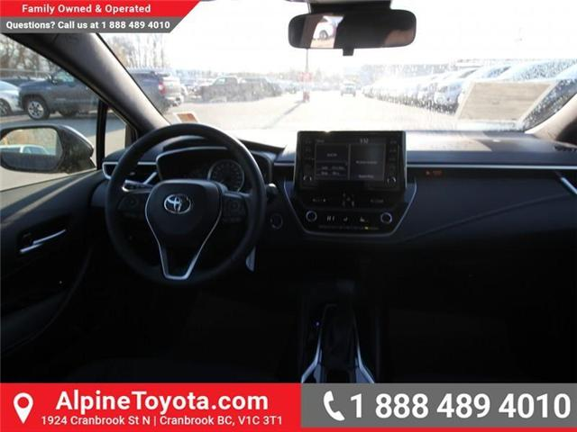2019 Toyota Corolla Hatchback SE Upgrade Package (Stk: 3005101) in Cranbrook - Image 10 of 17