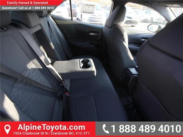 2019 Toyota Corolla Hatchback SE Upgrade Package (Stk: 3005101) in Cranbrook - Image 12 of 17