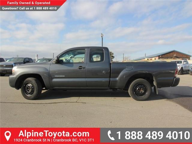 2010 Toyota Tacoma Base (Stk: Z683829N) in Cranbrook - Image 2 of 15