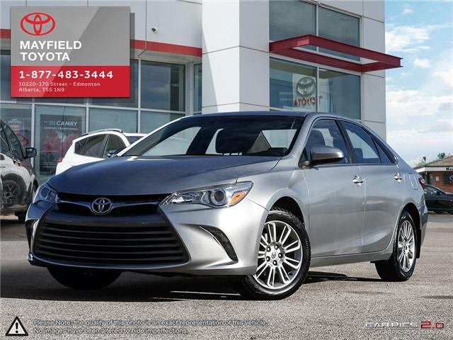 2015 Toyota Camry SE (Stk: 180205A) in Edmonton - Image 1 of 20