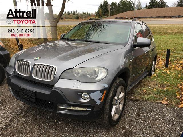 2007 BMW X5 4.8I LEATHER, SUNROOF, ALLOY, FOG LAMP, MEMORY HEA (Stk: 42346A) in Brampton - Image 1 of 17