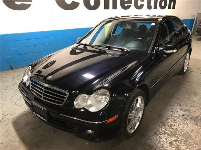2007 Mercedes-Benz C-Class  (Stk: 11858) in Toronto - Image 6 of 27
