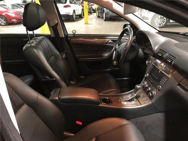 2007 Mercedes-Benz C-Class  (Stk: 11858) in Toronto - Image 26 of 27