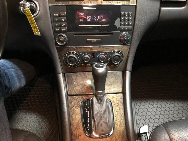 2007 Mercedes-Benz C-Class  (Stk: 11858) in Toronto - Image 27 of 27