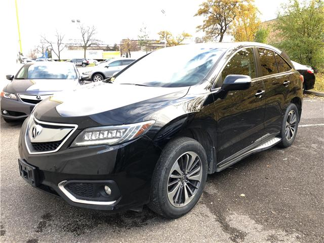 2016 Acura RDX Base (Stk: 800248P) in Brampton - Image 1 of 21