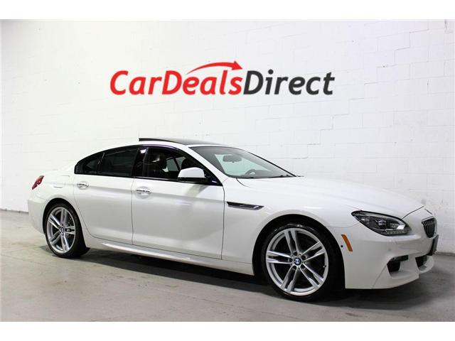 2015 BMW 650 Gran Coupe  (Stk: 761655) in Vaughan - Image 1 of 30