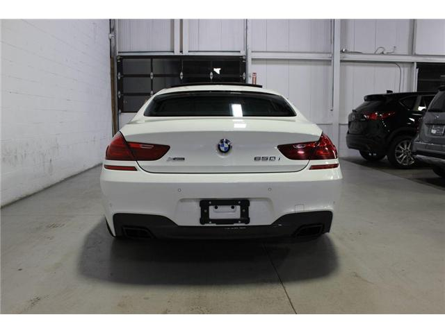2015 BMW 650 Gran Coupe  (Stk: 761655) in Vaughan - Image 7 of 30