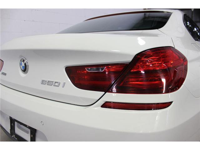 2015 BMW 650 Gran Coupe  (Stk: 761655) in Vaughan - Image 9 of 30