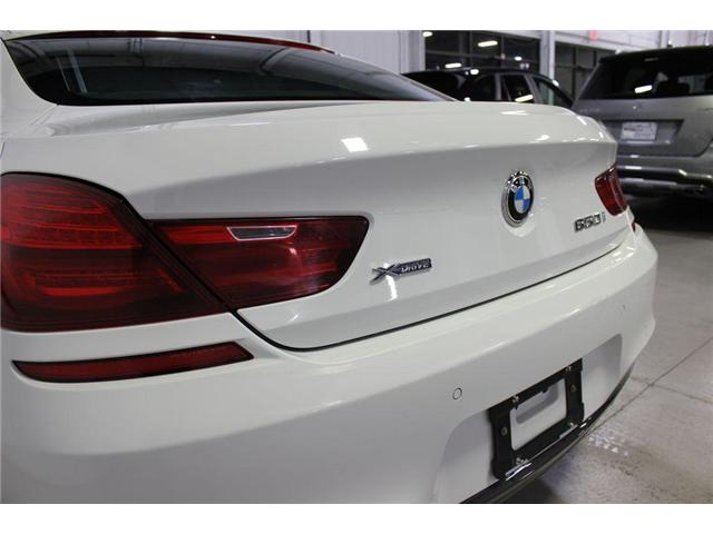 2015 BMW 650 Gran Coupe  (Stk: 761655) in Vaughan - Image 10 of 30