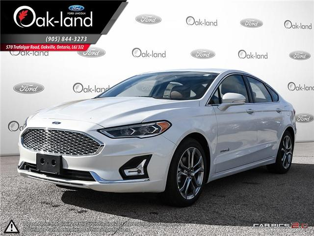 2019 Ford Fusion Hybrid Titanium (Stk: 9U003) in Oakville - Image 1 of 25