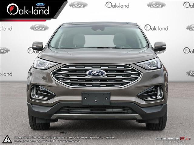 2019 Ford Edge Titanium (Stk: 9D002) in Oakville - Image 2 of 25