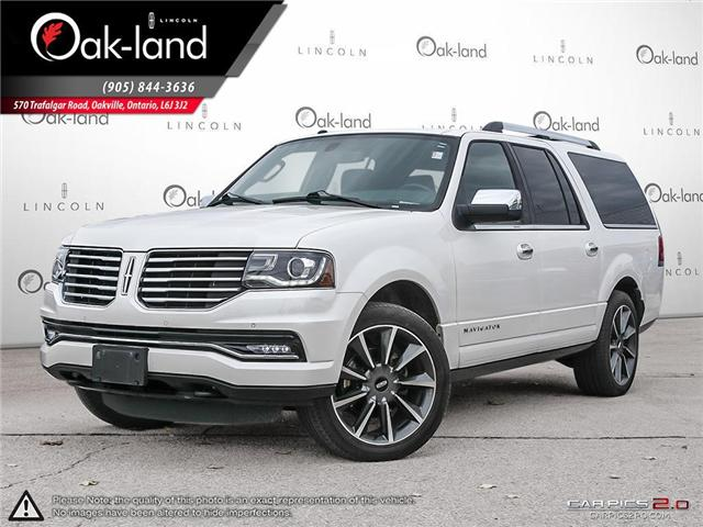2016 Lincoln Navigator L Reserve (Stk: P5653) in Oakville - Image 1 of 27