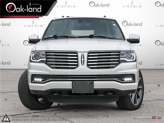 2016 Lincoln Navigator L Reserve (Stk: P5653) in Oakville - Image 2 of 27