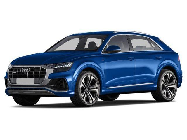 2019 Audi Q8 3.0T Progressiv quattro 8sp Tiptronic (Stk: 10630) in Hamilton - Image 1 of 3
