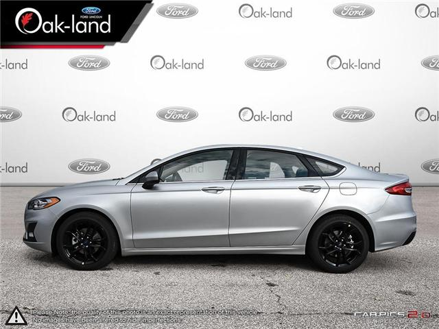 2019 Ford Fusion SE (Stk: 9U002) in Oakville - Image 2 of 25