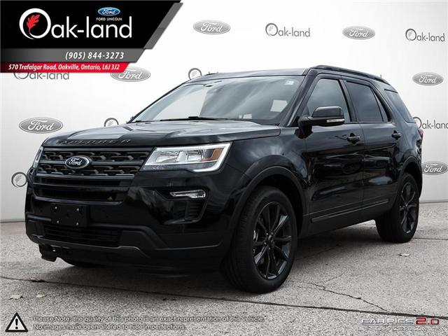 2019 Ford Explorer XLT (Stk: 9T101) in Oakville - Image 1 of 25