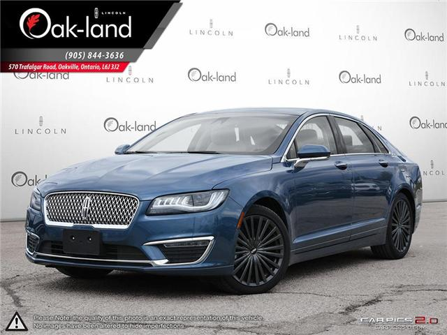 2018 Lincoln MKZ Reserve (Stk: A3088) in Oakville - Image 1 of 27