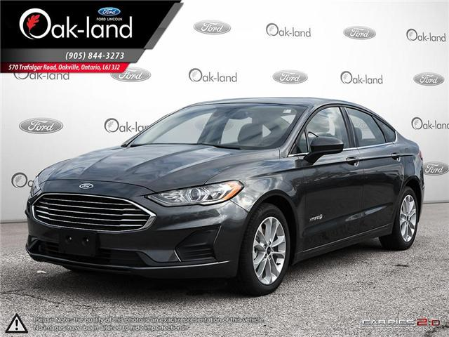 2019 Ford Fusion Hybrid SE (Stk: 9U001) in Oakville - Image 1 of 25
