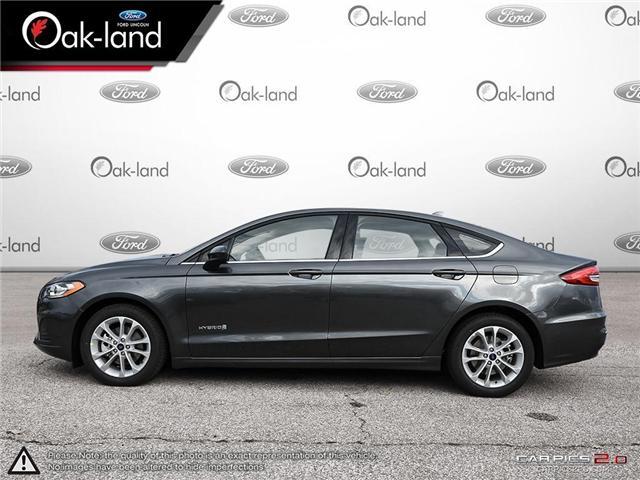 2019 Ford Fusion Hybrid SE (Stk: 9U001) in Oakville - Image 2 of 25