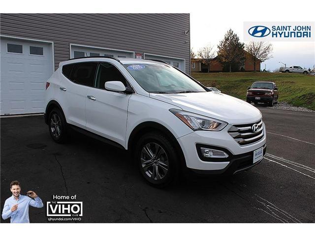 2015 Hyundai Santa Fe Sport 2.4 Premium (Stk: U1763) in Saint John - Image 1 of 21