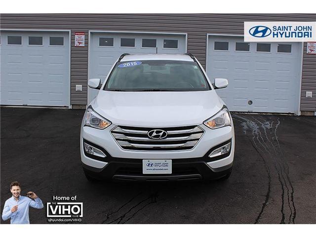 2015 Hyundai Santa Fe Sport 2.4 Premium (Stk: U1763) in Saint John - Image 2 of 21
