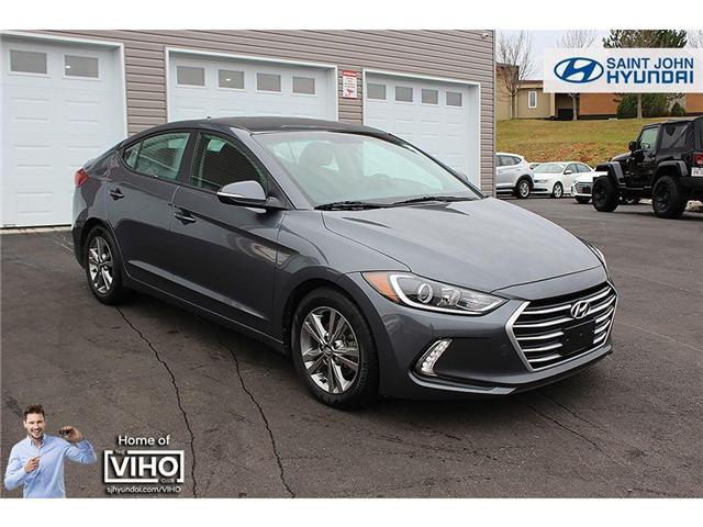 2017 Hyundai Elantra GL (Stk: U1888) in Saint John - Image 1 of 21