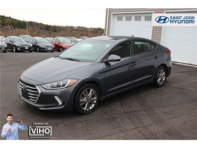 2017 Hyundai Elantra GL (Stk: U1888) in Saint John - Image 2 of 21