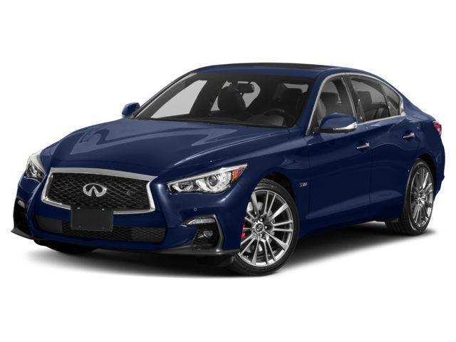 2019 Infiniti Q50 3.0t Red Sport 400 (Stk: K379) in Markham - Image 1 of 9