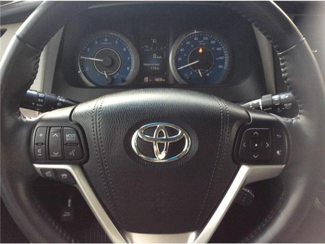 2017 Toyota Sienna XLE 7 Passenger (Stk: sie6051b) in Welland - Image 10 of 26