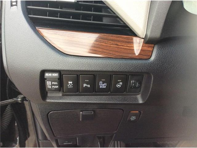2017 Toyota Sienna XLE 7 Passenger (Stk: sie6051b) in Welland - Image 12 of 26