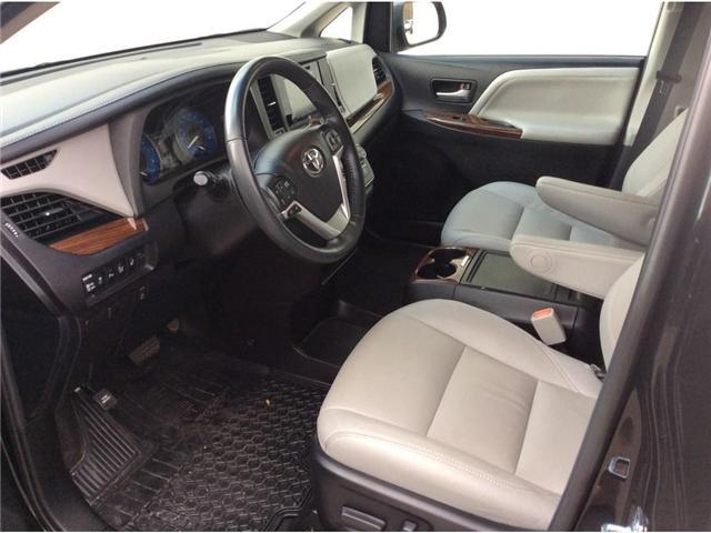 2017 Toyota Sienna XLE 7 Passenger (Stk: sie6051b) in Welland - Image 18 of 26