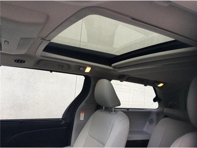 2017 Toyota Sienna XLE 7 Passenger (Stk: sie6051b) in Welland - Image 21 of 26